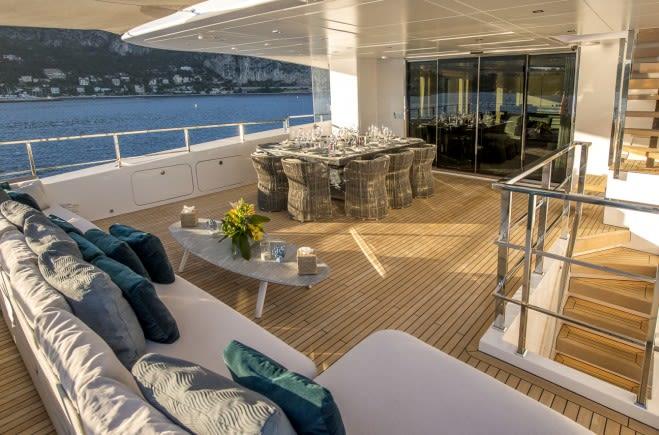 M/Y Petratara Yacht #15