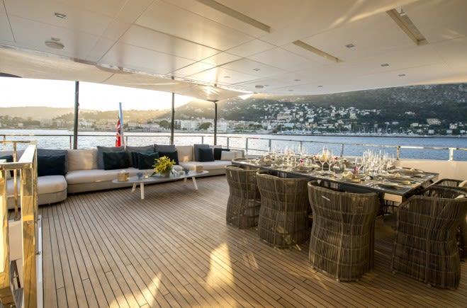 M/Y Petratara Yacht #16