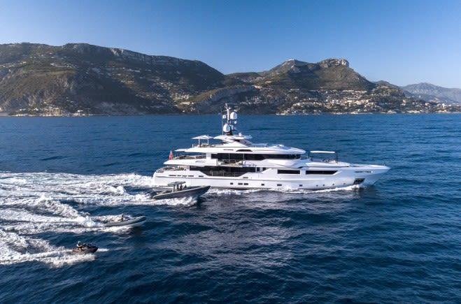 M/Y Petratara Yacht #40