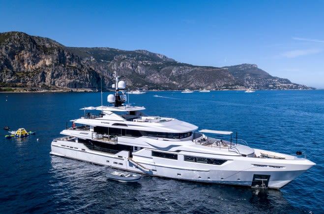 M/Y Petratara Yacht #39