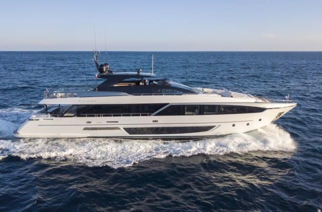 Elysium I Yacht Charter