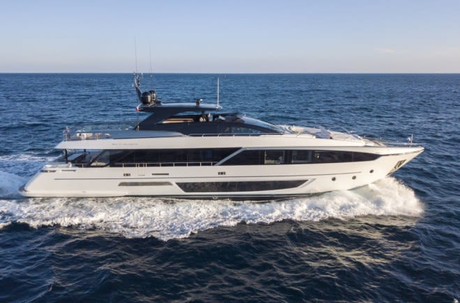 Elysium I Yacht Charter | Riva