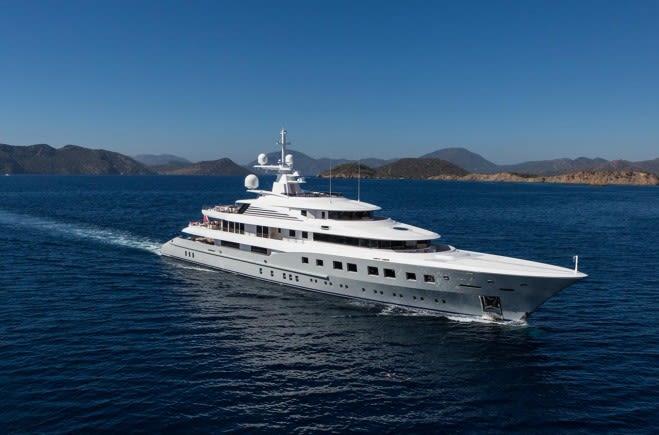 Axioma Yacht Charter | Dunya Yachts