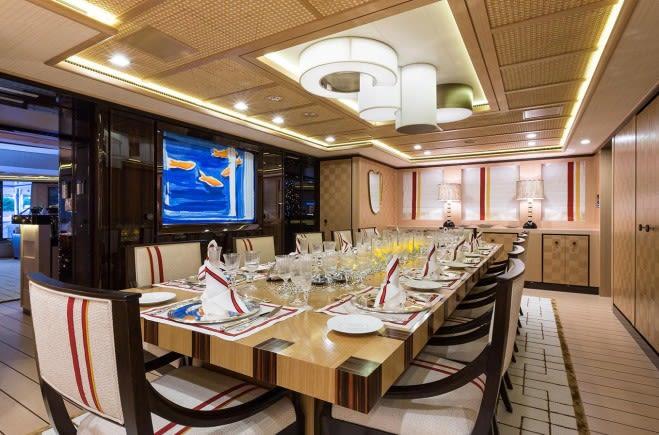 M/Y Axioma Yacht #4
