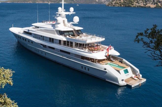M/Y Axioma Yacht #2