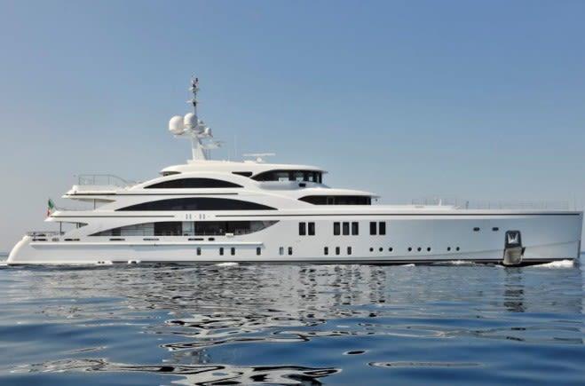 11.11 Yacht Charter | Benetti