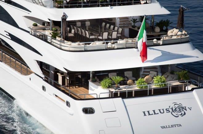 M/Y Illusion V Yacht #3