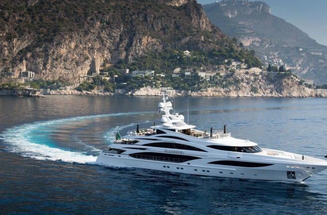 M/Y Illusion V Yacht #1