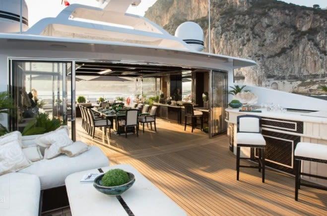 M/Y Illusion V Yacht #6