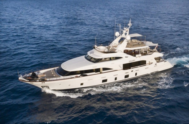 Orso 3 Yacht Charter | Benetti