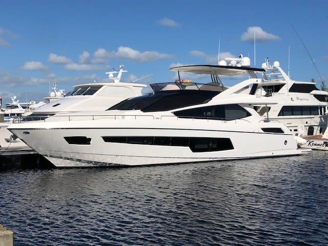Sun Toy Yacht Charter | Sunseeker