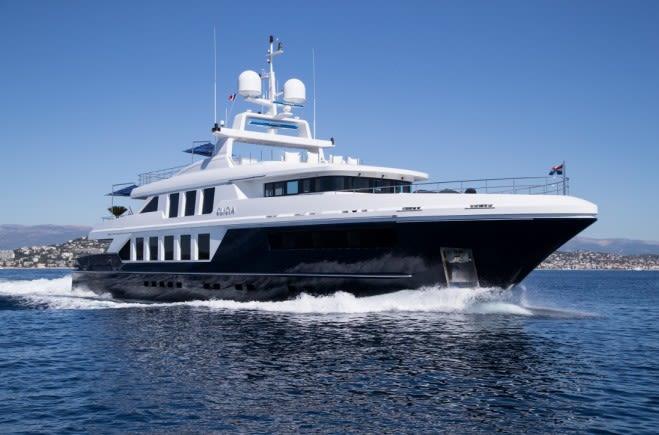 Clicia Yacht Charter | Baglietto