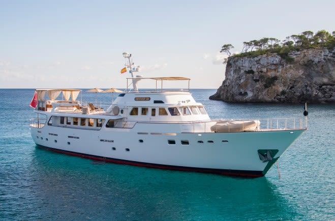 M/Y Odyssey III Yacht #1