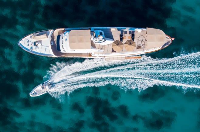 M/Y Odyssey III Yacht #3