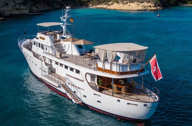 M/Y Odyssey III Yacht #2