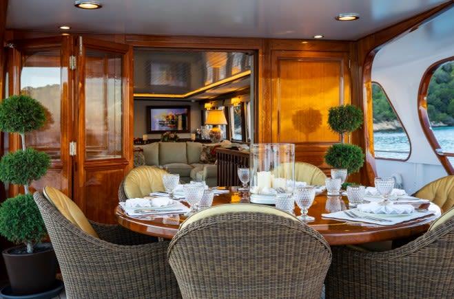 M/Y Odyssey III Yacht #5