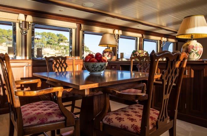 M/Y Odyssey III Yacht #12
