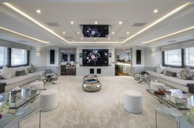 M/Y Chakra Yacht #3