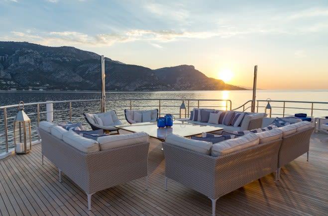 M/Y Serenity Yacht #8
