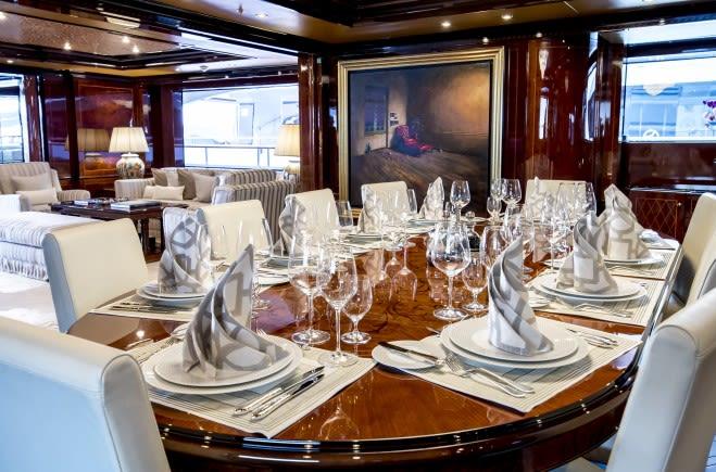 M/Y Australia Yacht #5