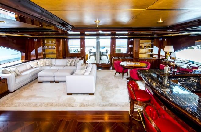 M/Y Australia Yacht #6