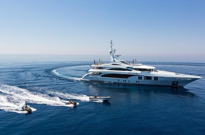 M/Y Ocean Paradise Yacht #1