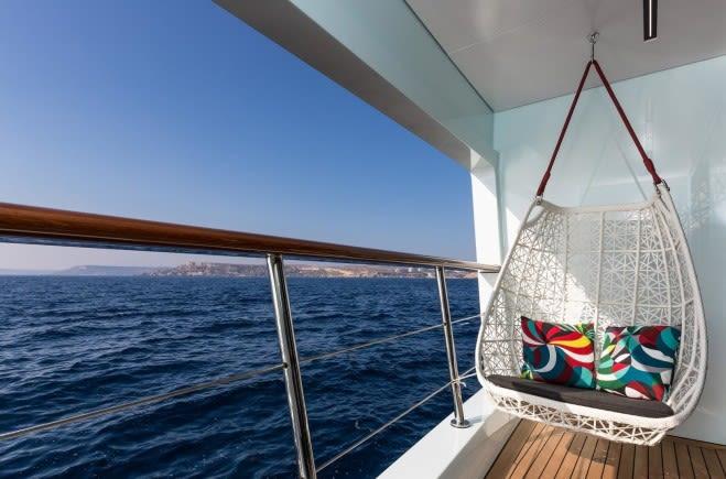 M/Y Ocean Paradise Yacht #8