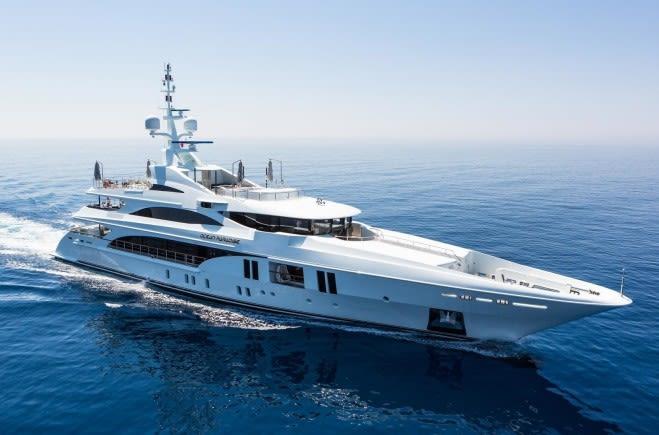 M/Y Ocean Paradise Yacht #4