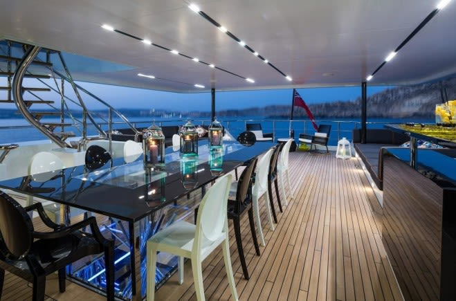 M/Y Ocean Paradise Yacht #11