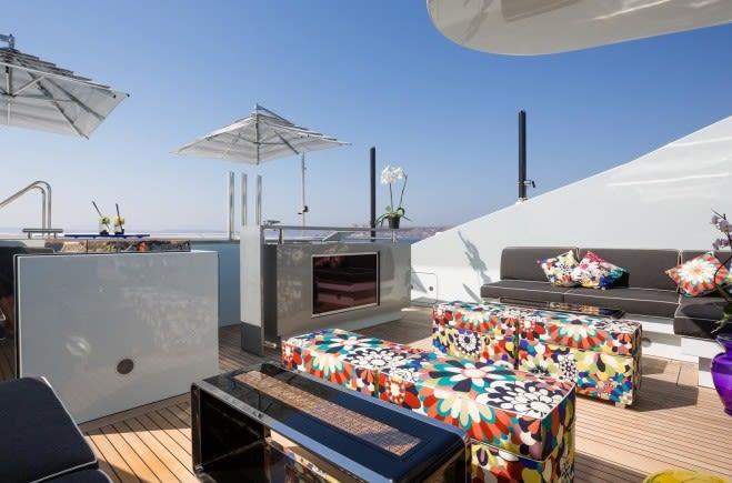 M/Y Ocean Paradise Yacht #12