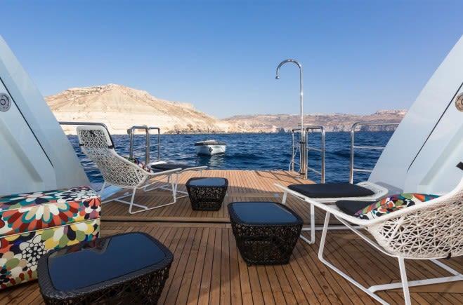 M/Y Ocean Paradise Yacht #7