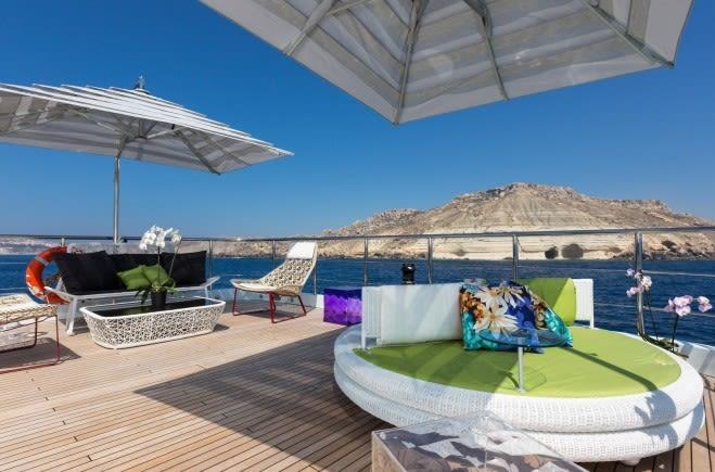 M/Y Ocean Paradise Yacht #13