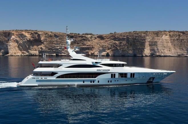 M/Y Ocean Paradise Yacht #6