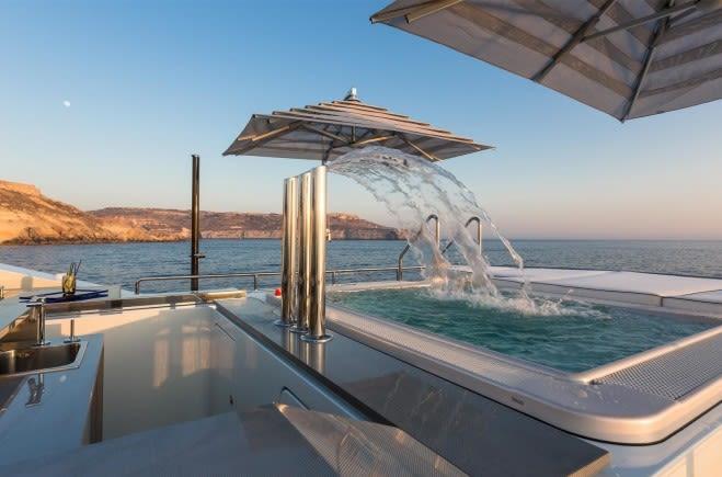 M/Y Ocean Paradise Yacht #3
