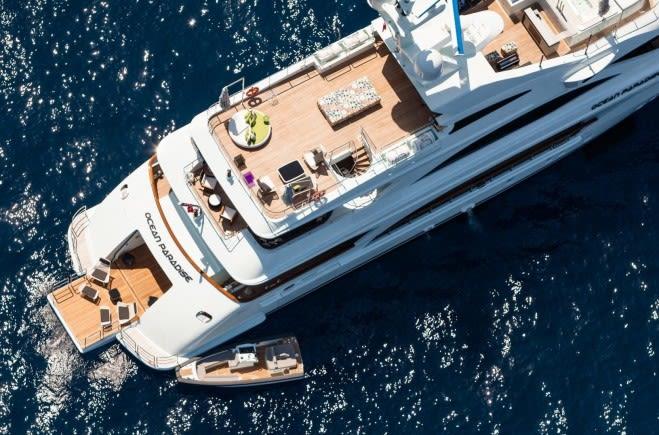 M/Y Ocean Paradise Yacht #5