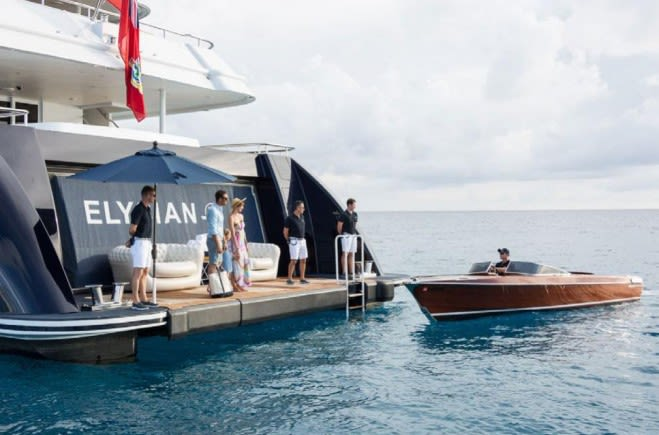 Elysian Yacht Charter | Abeking & Rasmussen