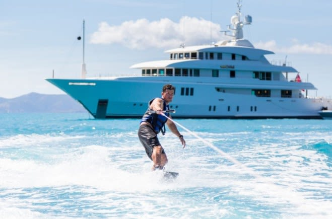 Party Girl Yacht Charter | Icon Yachts