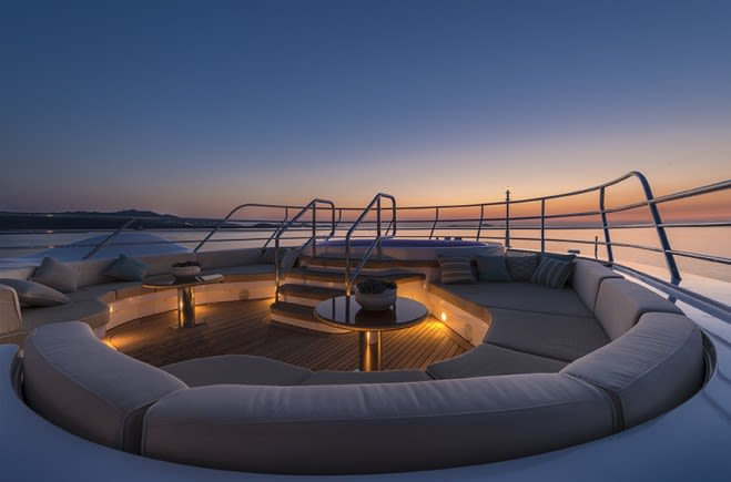 M/Y Lumiere Yacht #1