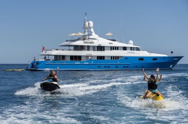Mosaique Yacht Charter | Proteksan