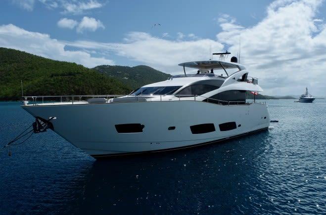 Elite Yacht Charter | Sunseeker