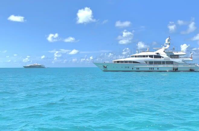 Alegria Yacht Charter | Benetti