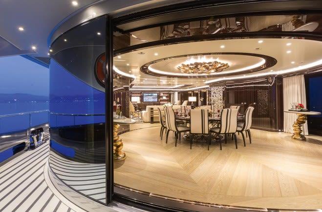 M/Y OKTO Yacht #2