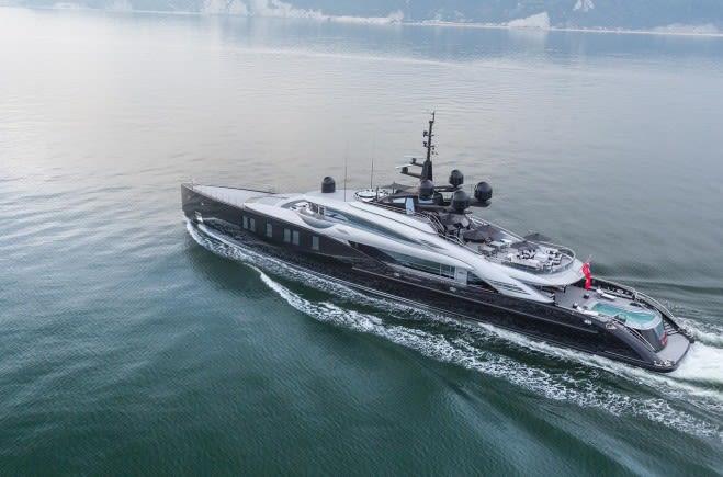 M/Y OKTO Yacht #1