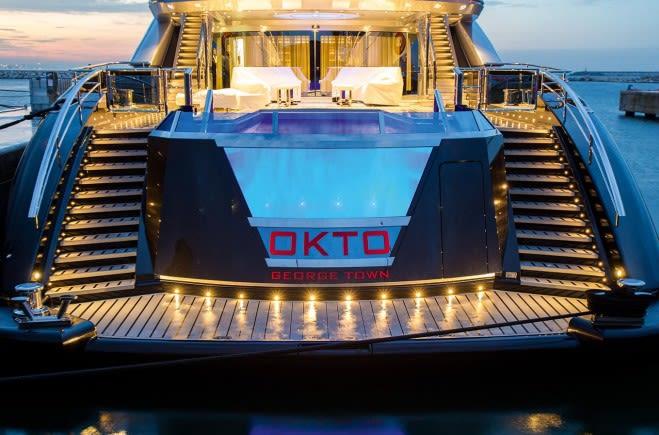M/Y OKTO Yacht #11