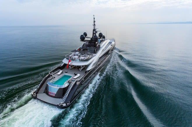 M/Y OKTO Yacht #10