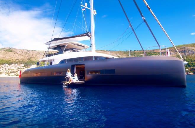 LA GATTA Yacht Charter