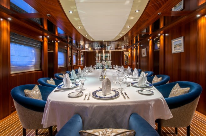 M/Y Lauren L Yacht #3