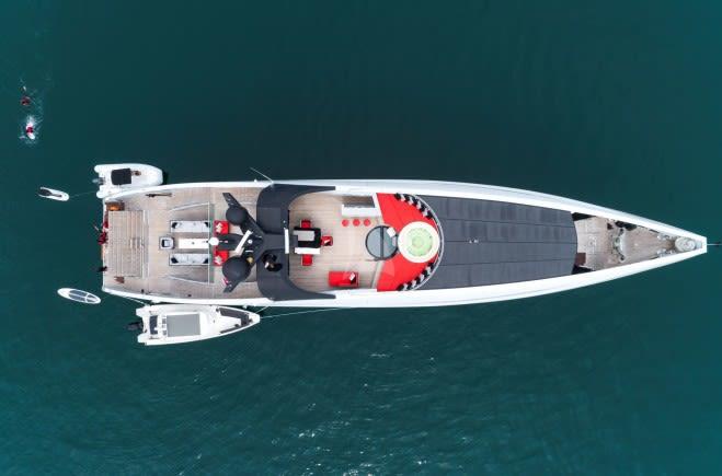 M/Y Ocean Emerald Yacht #7