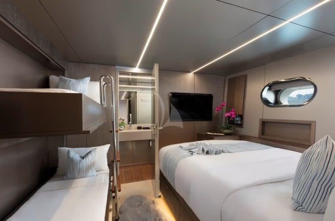 M/Y Ocean Emerald Yacht #8