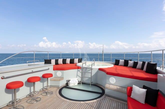 M/Y Ocean Emerald Yacht #9